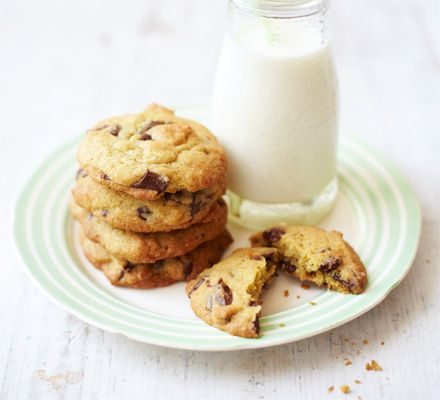 Vintage Chocolate Chip Cookies Recipe on Yummly. @yummly #recipe