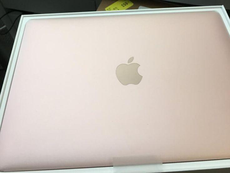 A 2016 12-inch MacBook.