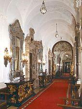 Peles kastély, A tükrök terme, Fotó: Ion Voicu