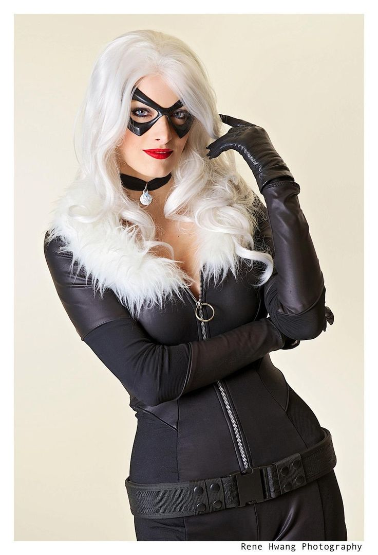 Black Cat - Best of Cosplay Collection   Black cat cosplay ...