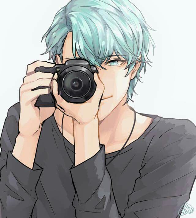 Oh you're so beautiful. I'll take a picture of you, honey~