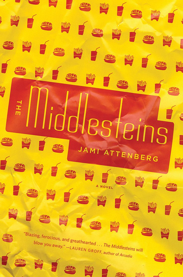 THE MIDDLESTEINS, out fall 2012. Jacket design and photography by Catherine Casalino.Chicago Suburbs, Book Club, Fall Book, Book Worth, Jamie Attenberg, Jewish Book, Fall Jackets, Weights Gain, Weight Gain