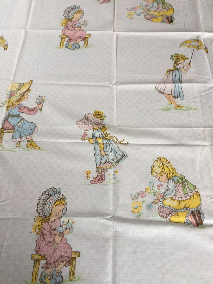 Best Vintage Children S Sarah Kay Holly Hobby Type Pure 400 x 300