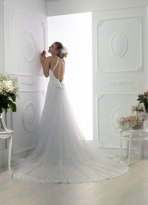 Photo; Kostas Koroneos Model: Daria Plyushko Hair and makeup: Giselle Makeup gown by Gianna's Bridal Couture