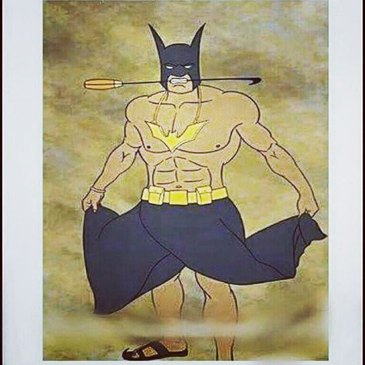South indian batman . laughing out loud