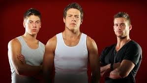 The River Boys, Home and Away. serious yumm