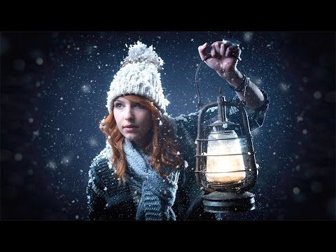 Shooting Winter and Snow Studio Portraits: Take and Make Great Photography with Gavin Hoey - YouTube
