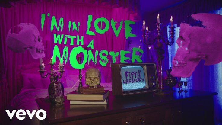 Fifth Harmony - I'm In Love With a Monster (from Hotel Transylvania 2)
