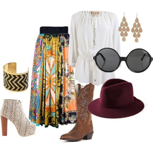 Boho and Artistic Style Personality