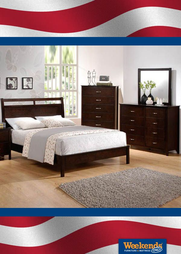 Ian Queen Bedroom Set | Dream Bedroom | Queen bedroom, Bedroom ...