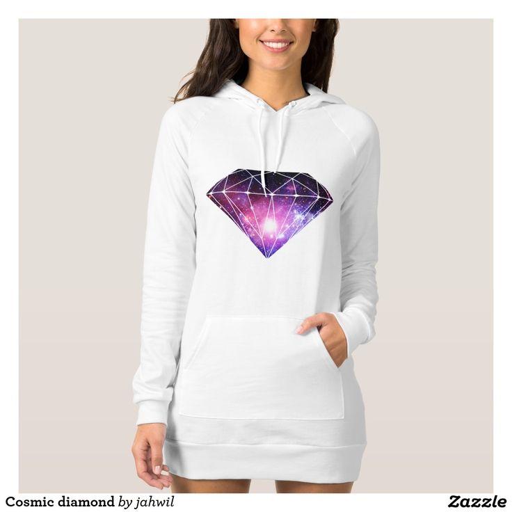 #diamond #cosmicdiamond #nebula #space #hoodiedress Cosmic diamond shirts