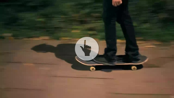 Mozart's House skateboarding