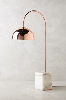 Winding Course Table Lamp | Anthropologie