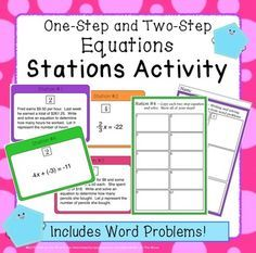 11 best Math 8 - Solving Equations with Infinite, One or ...