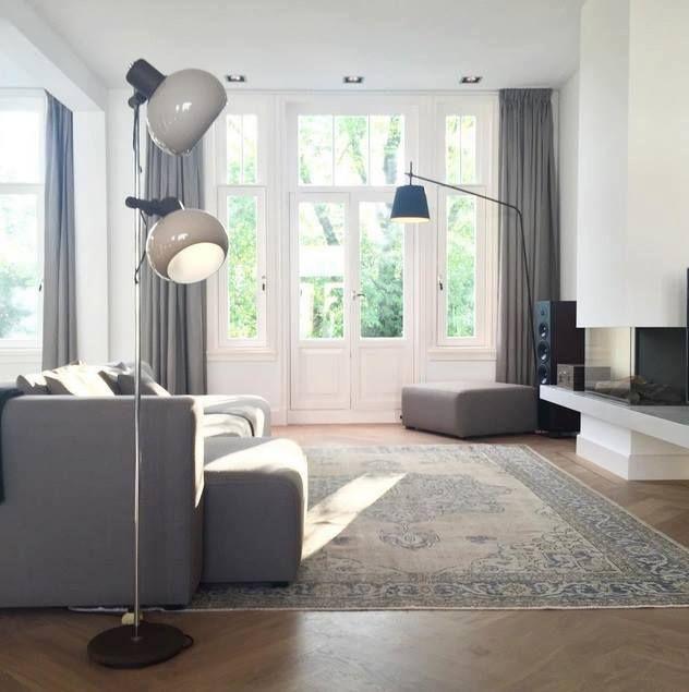 25 beste idee n over grijze gordijnen op pinterest slaapkamer gordijnen gordijnen en vitrage - Slaapkamer lay outs ...