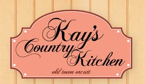 Kay's Country Kitchen in Orcutt. Great family run restaurant. Best place for breakfast in town.