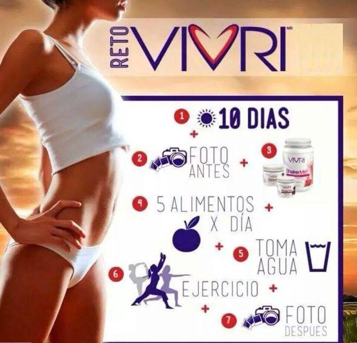 Empieza tu reto hoy !! #heslth #diet #lifestyle #vivri #loseweight