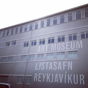 beautiful Icelandic typography