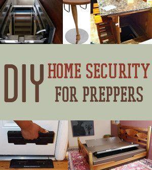 DIY Home Security for Preppers | Badass SHTF Home Defense By Survival Life http://survivallife.com/2014/05/09/diy-home-security-preppers-shtf-home-defense/