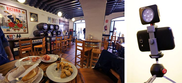 #Manfrotto #TwistGrip in #Malaga
