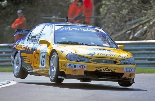 Ford Mondeo - British Touring cars.