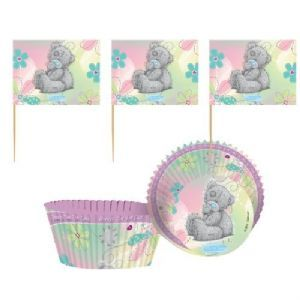 CupCakes: Me To You Party Cupcake Cases & Picks (48pk)