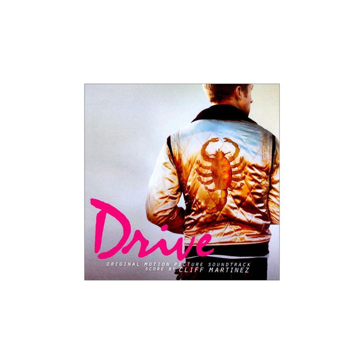 Cliff martinez - Drive (Ost) (CD)