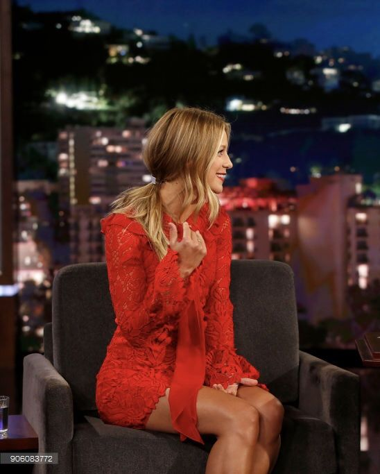 Melissa Benoist On Jimmy Kimmel 美しい