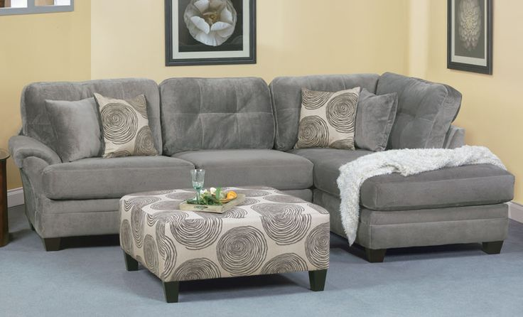 groovy smoke 2 piece sectional grand home furnishings