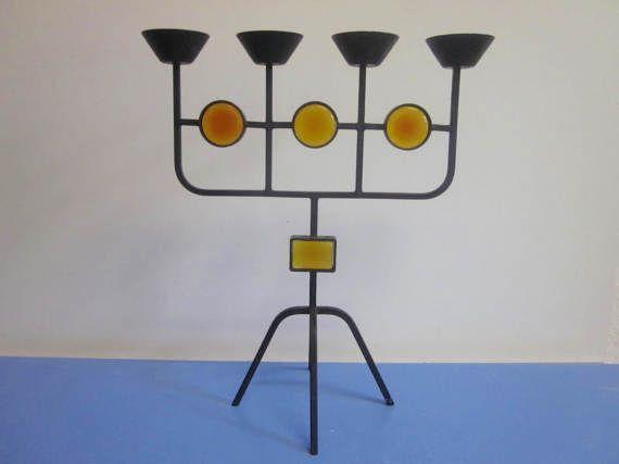 Grosser Kerzenleuchter Gunnar Ander für Ystad von Designclassics24