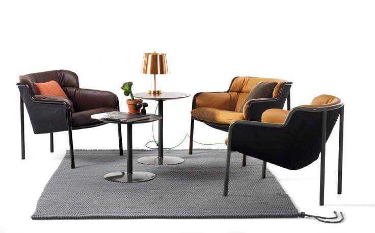 HADDOC - это кресло для отдыха с максимальным комфортом. Кресло HADDOC подойдет для спокойного отдыха или для встреч в более неформальной обстановке. Его взбитая мягкая подушка обеспечивает максимальный комфорт, который заставит сидящего задержаться в нем надолго.