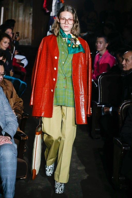 748dbf4d7fba Gucci Spring Summer 2019 Ready-to-Wear Collection