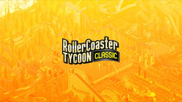 Review: Roller Coaster Tycoon Classic