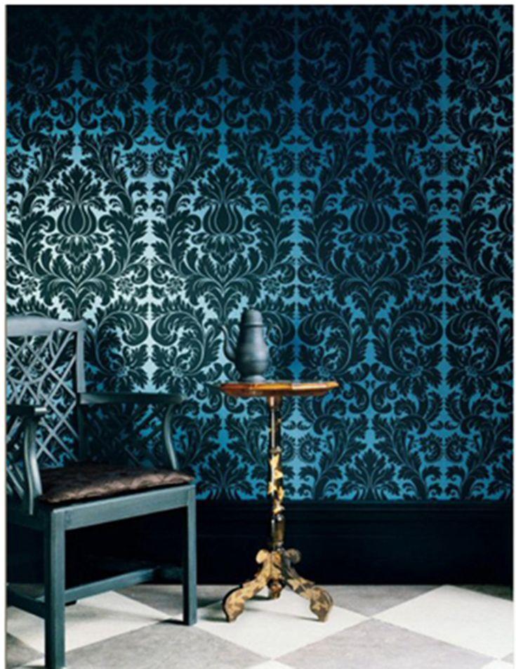 Gothic Wallpaper Pattern - alkamedia.com ...