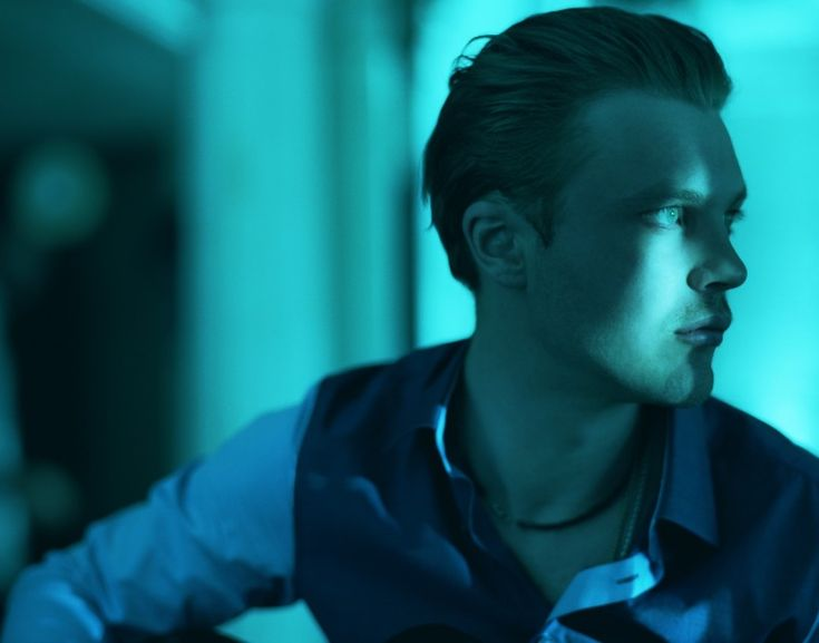 Michael Pitt Covers Bullett Magazine