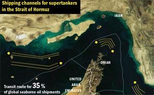 Oct 10, 2012 - Codename 'Murky Water' Iran's Secret Plan to Contaminate the Strait of Hormuz