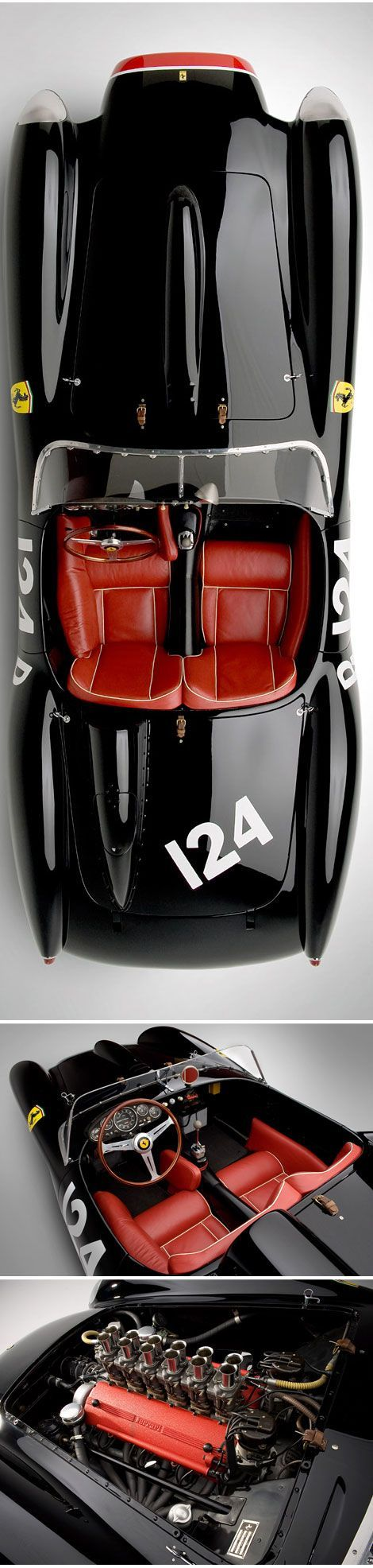 1957 Ferrari 250 TR  #RePin by AT Social Media Marketing - Pinterest Marketing Specialists ATSocialMedia.co.uk