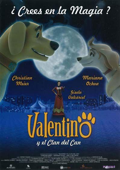 Valentino y el clan del can (2008) de David Bisbano - tt1279118