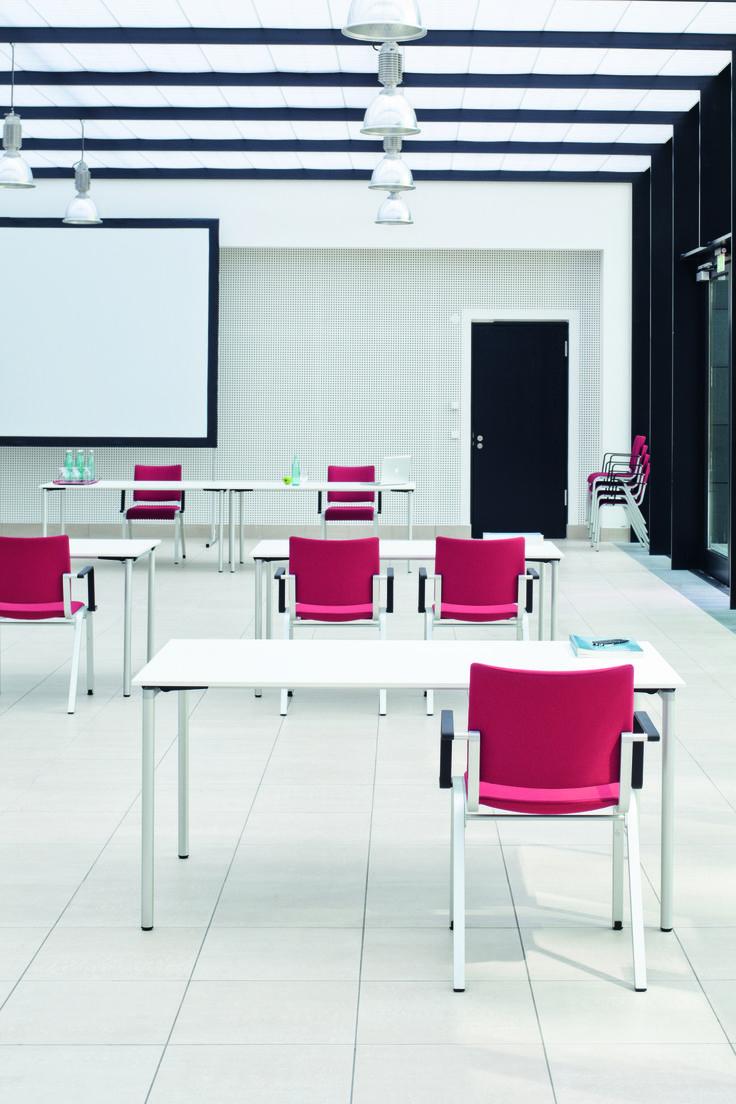 Restaurant Table Trust From Kush + Co, Designer Roland Schmidt LSS Designer    Www.