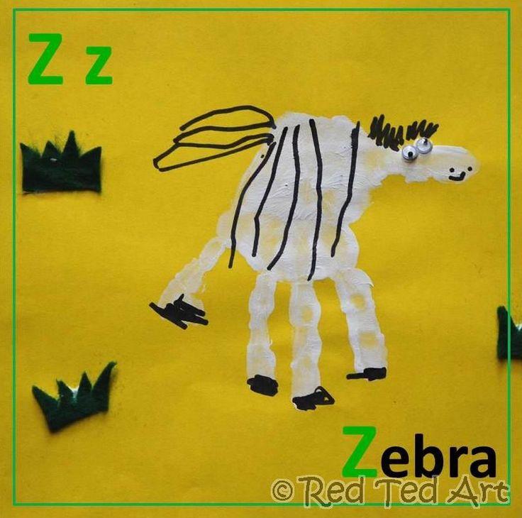 preschoolers alphabet crafts