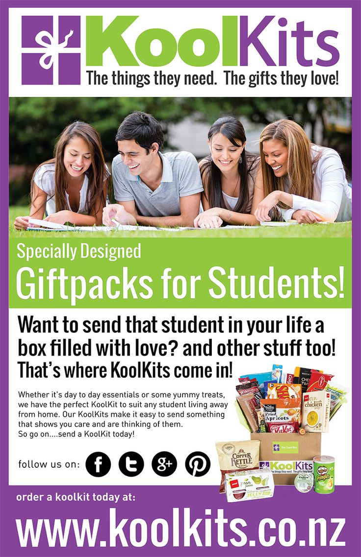 Kool Kits Poster Design