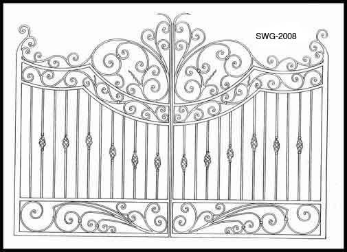Iron Gate Design - SWG2008