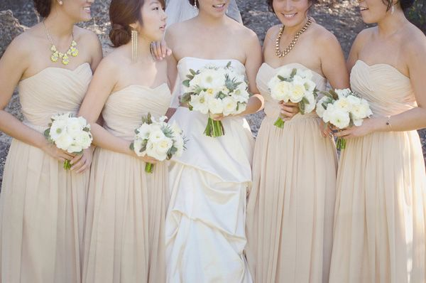 Beige Wedding Dresses: 17 Best Ideas About Beige Bridesmaid Dresses On Pinterest