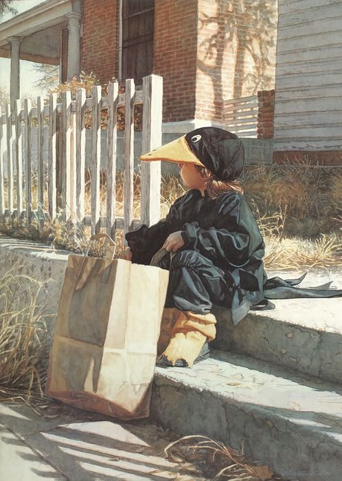 Steve Hanks is recognized as one of the most talented watercolor artists working today.