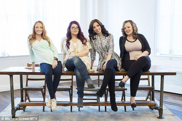Just jealous? She said her Teen Mom co-stars haven't reached out to her and are 'envious' ...