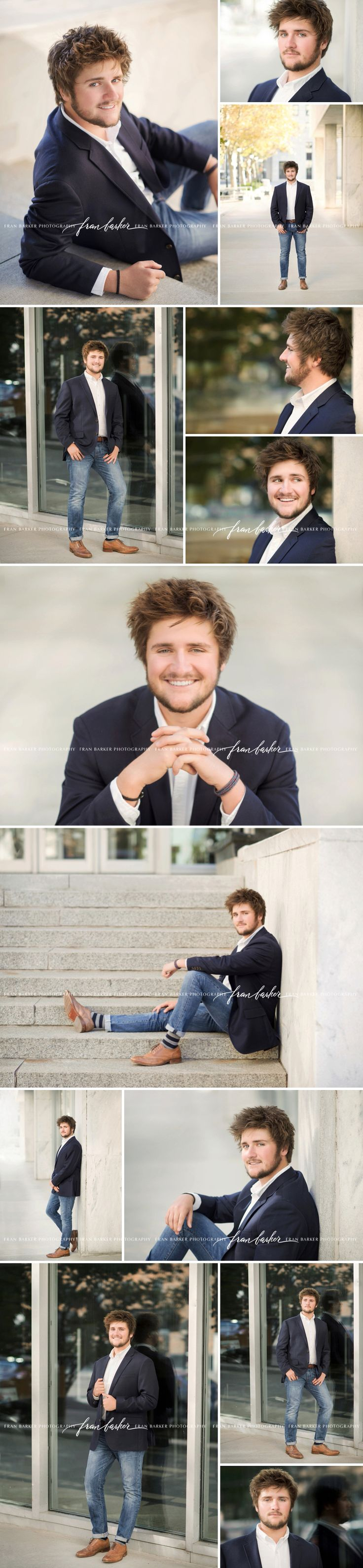 senior guy posing, senior boy styles, what to wear for senior pictures, senior portraits of boys, downtown senior portraits,
