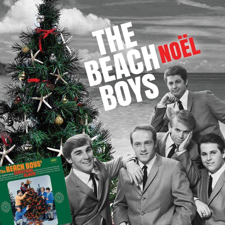 Noël - Beach Boys - 2 CD -   Nombre de titres : 12 titres -   Référence : 00059939  #CD #Musique #Cadeau #Vacance #Chalet