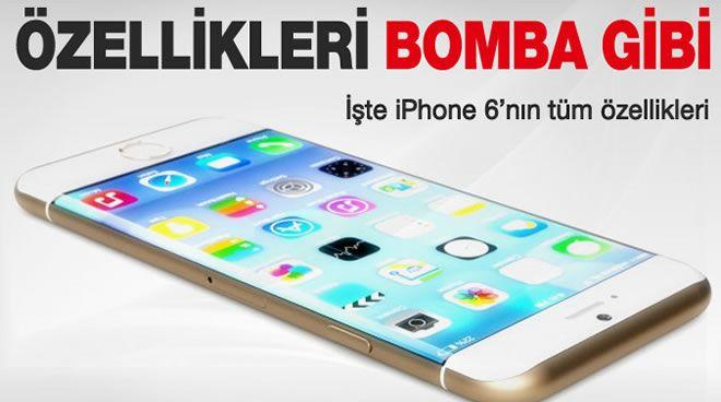 Yeni iPhone 6 tanıtıldı! http://www.malatyahabermerkezi.com/kategori-39-teknoloji_haberleri.html