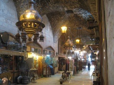 Covered Souks of Aleppo, Syria | 1000 Places to See Before ...