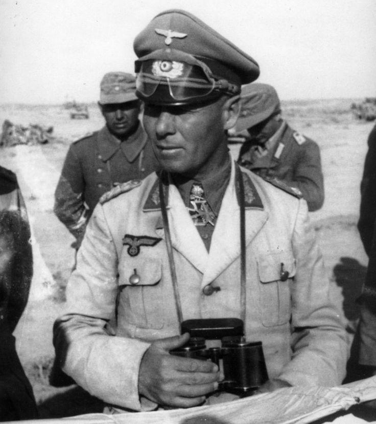 ✠ Erwin Rommel (15 November 1891 – 14 October 1944)